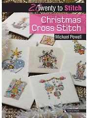 Christmas Cross Stitch Pattern Book