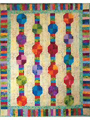 Beads on a String Quilt Pattern