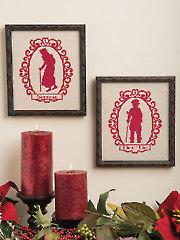 A Christmas Carol Cross Stitch Pattern