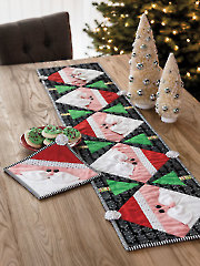 EXCLUSIVELY ANNIE'S QUILT DESIGNS: Dear Santa Kitchen Set Pattern