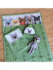 Sleep Tight Teddy Bear Crochet Designs