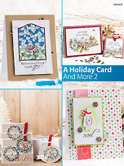 A Holiday Card & More 2