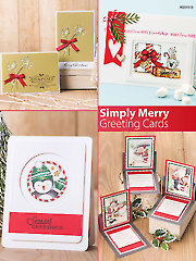 Simply Merry Greeting Cards
