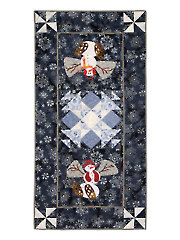 Angelic Impressions Table Runner Pattern