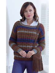5007: Cardigan & Sweater Knit Pattern