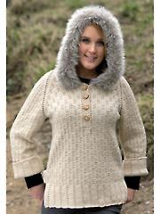 4061: Sweaters & Cowl Knit Pattern