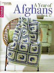 A Year of Afghans Bk 17