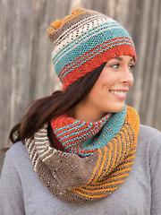 ANNIE'S SIGNATURE DESIGNS: Allegiant Set Knit Pattern