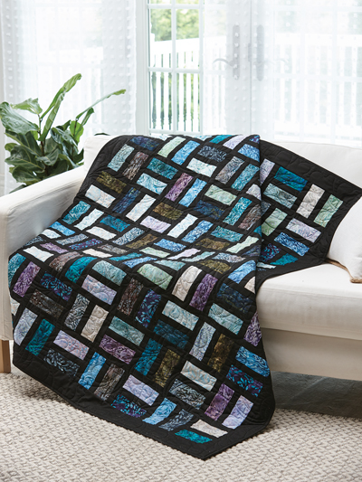 EXCLUSIVELY ANNIE'S QUILT DESIGNS: Two Step Quilt Pattern