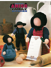 Amish Family Kitchen