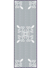 Chantilly Lace Table Runner Pattern