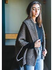 Veronika Cardigan Knit Pattern