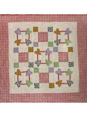 Baby Charm Gift Set Quilt Pattern