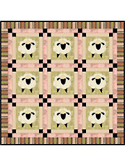 Baa, Baa Sheep Quilt Pattern