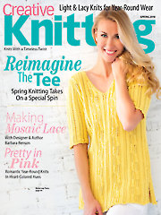 Creative Knitting Spring 2018