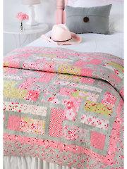 EXCLUSIVELY ANNIE'S QUILT DESIGNS: Pink Lemonade Quilt Pattern