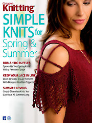 Simple Knits for Spring & Summer