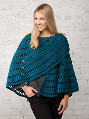 Crescent Shawl - Electronic Download AC04001
