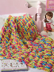 Kids Quick & Cozy Throw - Electronic Download AC04011