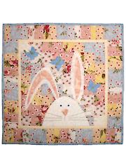 Bargello Bunny Quilt Pattern