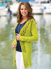 Cabotage Cardigan Knit Pattern