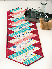 Rocky Mountain Table Runner Pattern