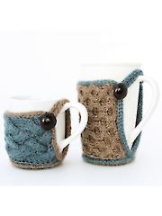 The Mug Shrug Knit Pattern