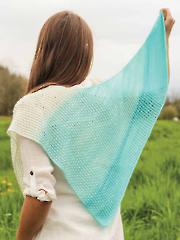 Color Me Shawl Knit Pattern