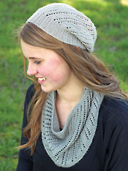 Bellamy Cowl and Hat Knit Pattern