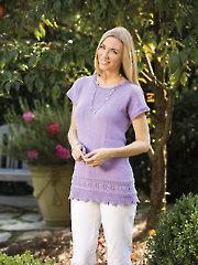 Rayna Pullover Knit Pattern