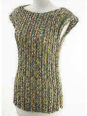 Abalone Top Knit Pattern