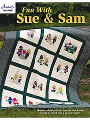 Fun With Sue & Sam Quilt Book