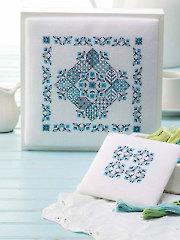 Color Magic Cross Stitch Pattern