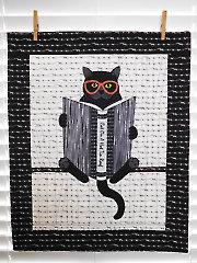 Biblio-Boo Quilt Pattern