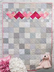 Here's My Heart Quilt Pattern