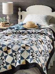 EXCLUSIVELY ANNIE'S QUILT DESIGNS: Biscotti Quilt Pattern