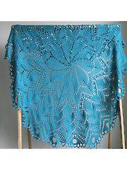Coperta Shawl Knit Pattern