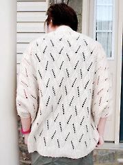 Crescere Shrug Knit Pattern