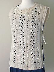 Giovane Top Knit Pattern