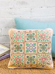 Sweet Garden Cross Stitch Pattern