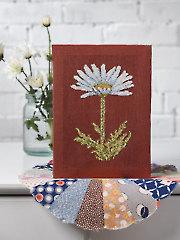 Daisy Cross Stitch Pattern
