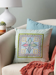 Summertime Cross Stitch Pattern
