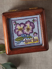 Gifts for Dad & Mom: Love Note for Mom Cross Stitch Pattern