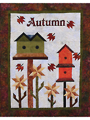 Autumn is in the Air Quilt Pattern