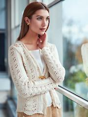 Adoe Cardigan Knit Pattern