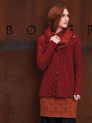 Autumn Symphony Knit Set Knit Pattern