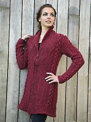 Carla Coat Knit Pattern
