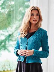 Gyda Cardigan Knit Pattern