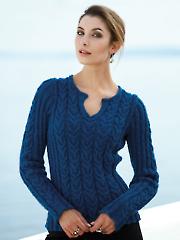 Idunn Pullover Knit Pattern