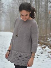 Story Pullover Knit Pattern